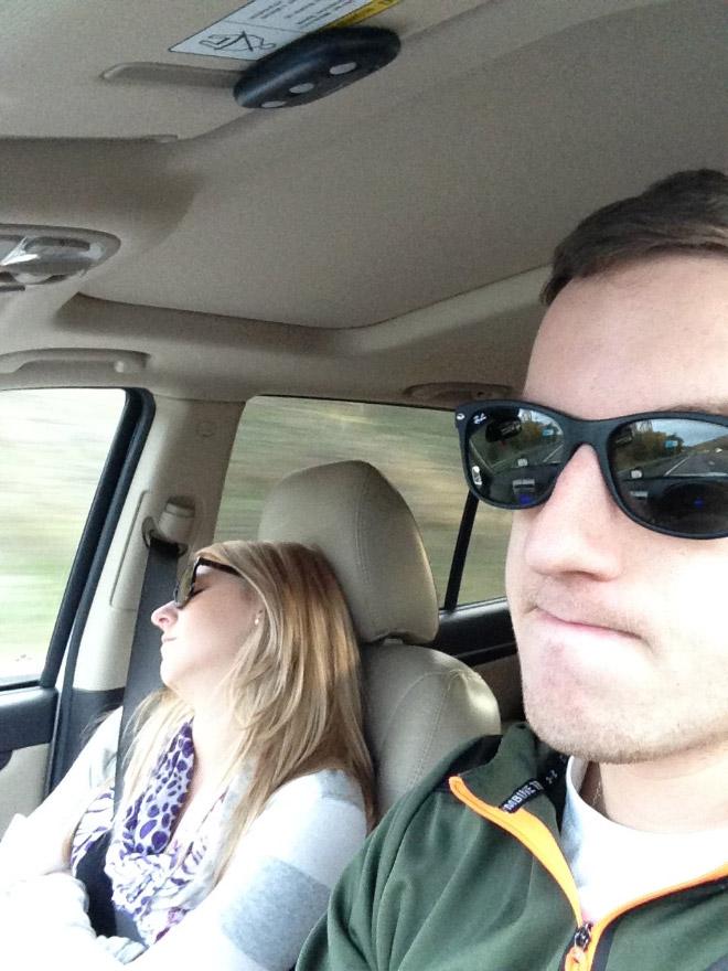 Parece un divertido viaje por carretera.