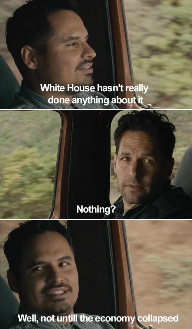 ¿Nada?