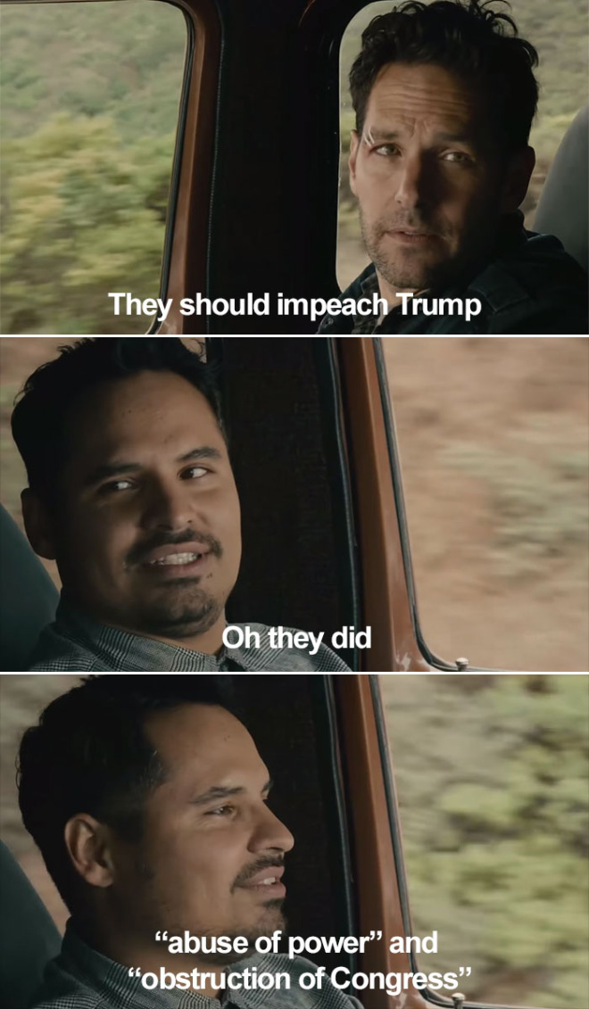 Deberían eliminar a Trump.