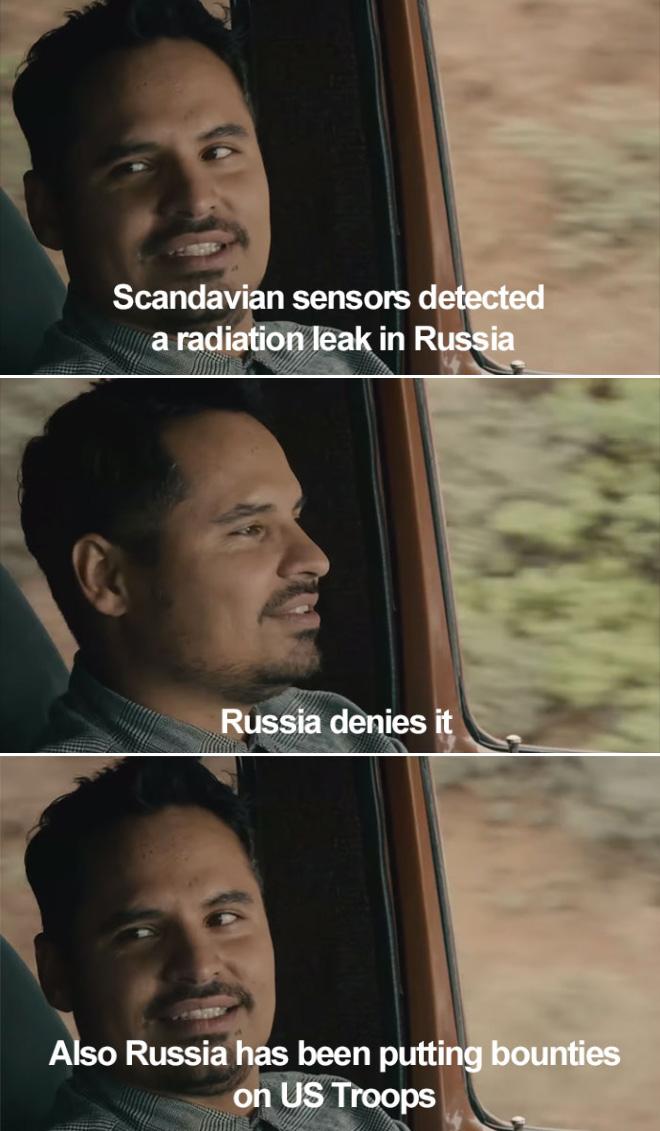 Rusia en 2020.