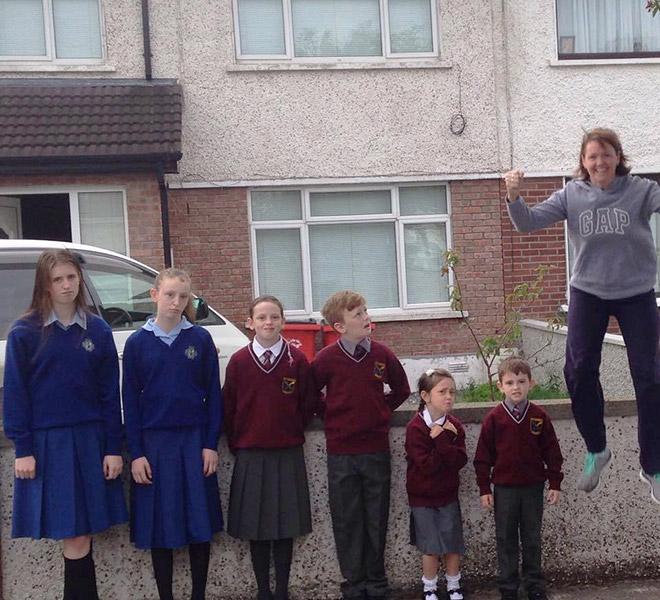 Cuando los niños vuelvan a la escuela ...