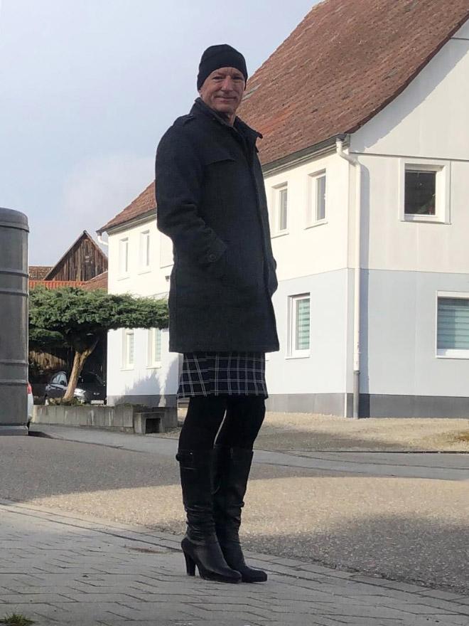 ¿Le gusta este traje?