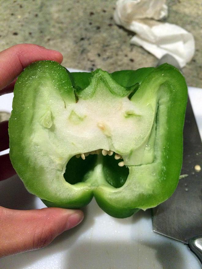 Pepper grita horrorizada.