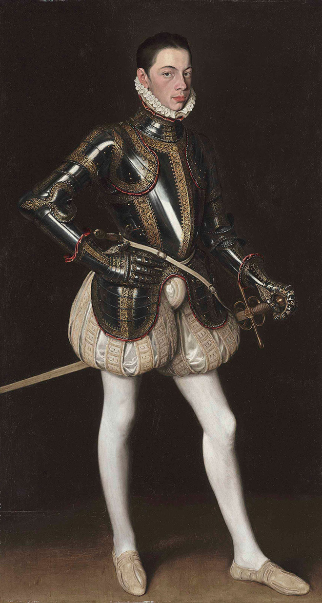 Codpiece.