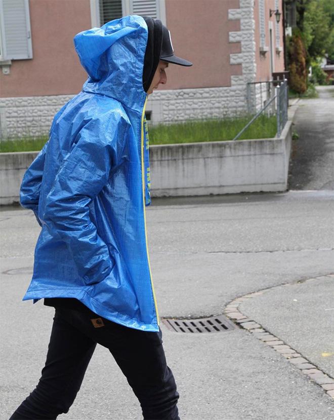 """Bolso azul de moda IKEA. """"Ancho ="""" 660 """"alto ="""" 829"""