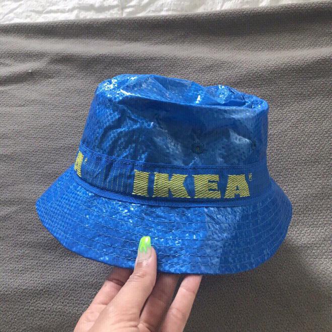 """Bolso de moda azul IKEA. """"Ancho ="""" 660 """"alto ="""" 660"""