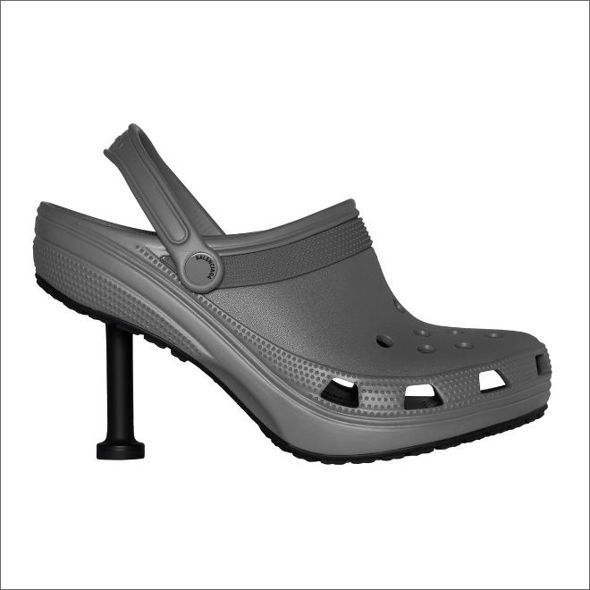 Horrible zapato del infierno.