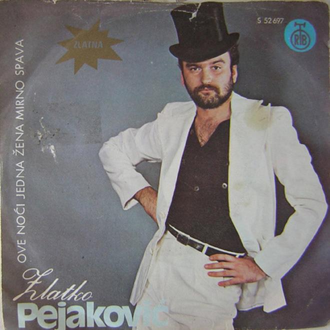 Portada del álbum de Yugoslavia incómoda.