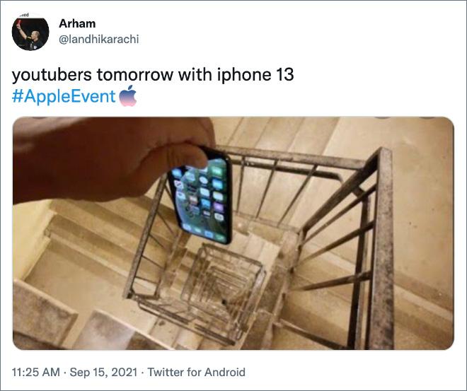 Próximamente en iPhone13 ...
